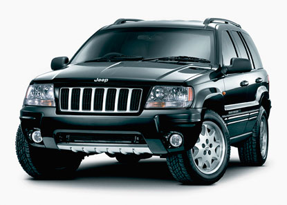 Jeep Cherokee for rent in Tajikistan and Kyrgyzstan