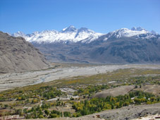 wakhan walley in pamirs