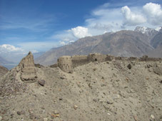 yamchun fortification in wakhan